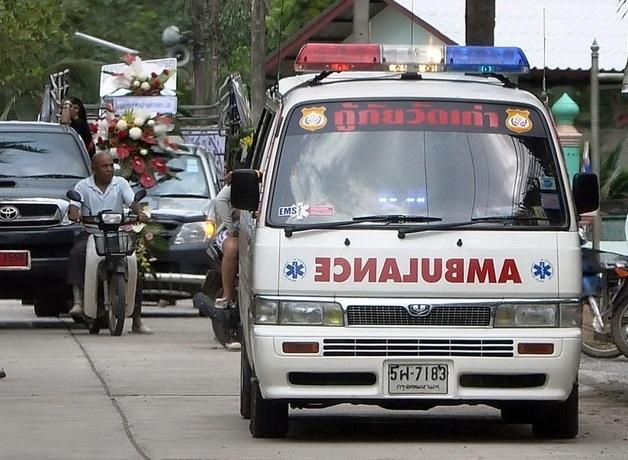 В Таиланде российский турист въехал в толпу прохожих