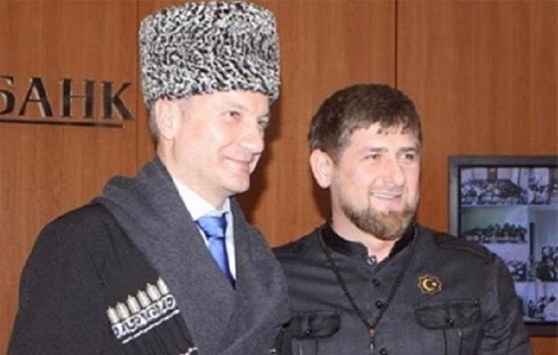 Изгнание Саид-Магомеда Джабраилова из Сбербанка