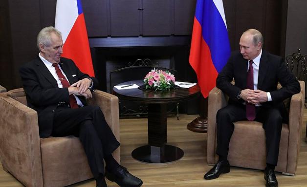 То, что Путин ставит на Чехию, демонстрирует его слабеющее влияние