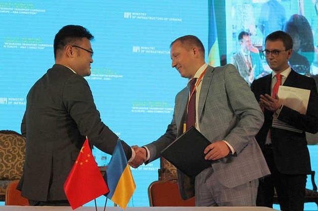 Администрация морских портов Украины сотрудничает с компанией China Harbour - одним из крупнейших коррупционеров планеты