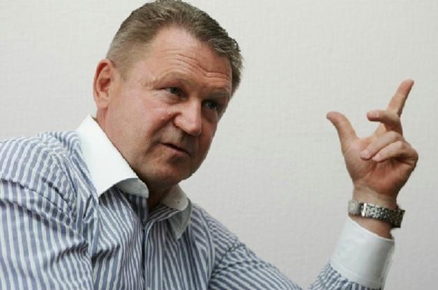 """""""Строитель"""" своего счастья Григорий Нагинский"""