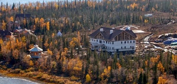 Избушка для губернатора. Сколько стоит резиденция Дмитрия Кобылкина для солидных господ?