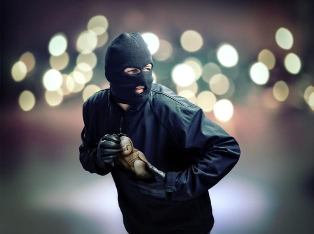 Ограбление в Париже: полиция нашла все украденные драгоценности
