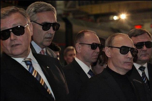 Через две недели мир узнает фамилии 300 главных коррупционеров России