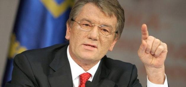 Виктор Ющенко: Украине нужен я и мой политический курс!