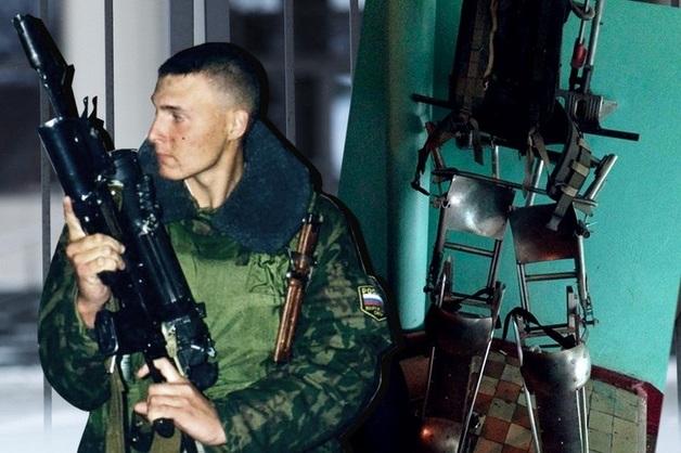 Суд освободил спецназовца, воевавшего с коллекторами в экзоскелете