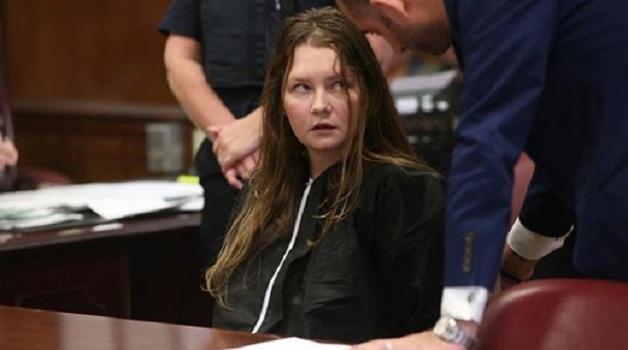 Анне Сорокиной грозит 15 лет лишения свободы
