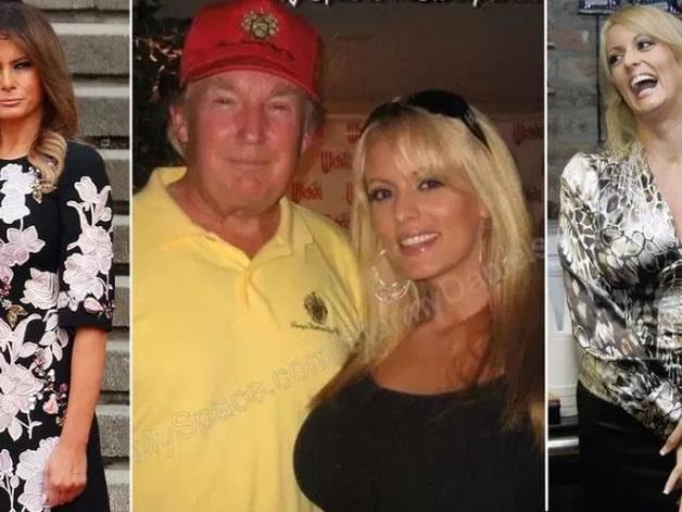 «Я тр*хаю народ по-честному»: порноактриса не собирается сдавать Трампа