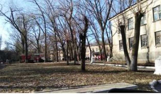В больнице оккупированного Донецка произошел пожар, есть жертвы