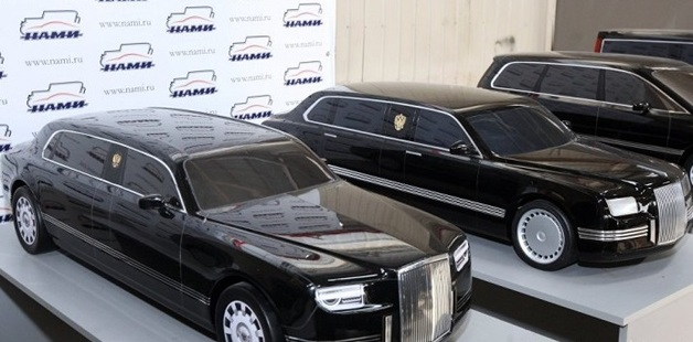 Путина оставили без «колес»: сроки поставок машин проекта «Кортеж» — сорваны