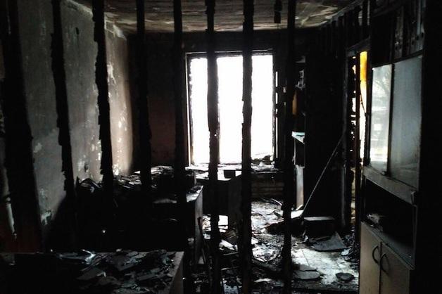 Неизвестные подожгли офис «Мемориала» в Ингушетии