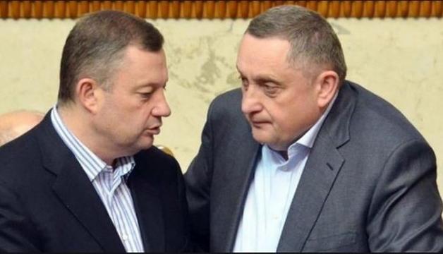 Суд отправил под стражу фигурантов «газового дела» Дубневичей