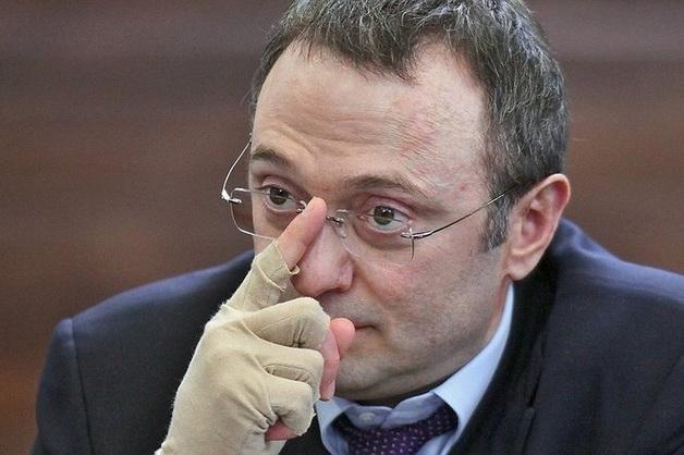 Матвиенко встретилась с вернувшимся на три дня в Россию Керимовым