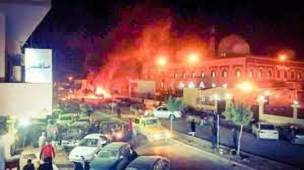 В Ливии взрывы у мечети унесли жизни 33 человек