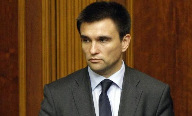 Климкин призвал СБ ООН одобрить ввод миротворцев