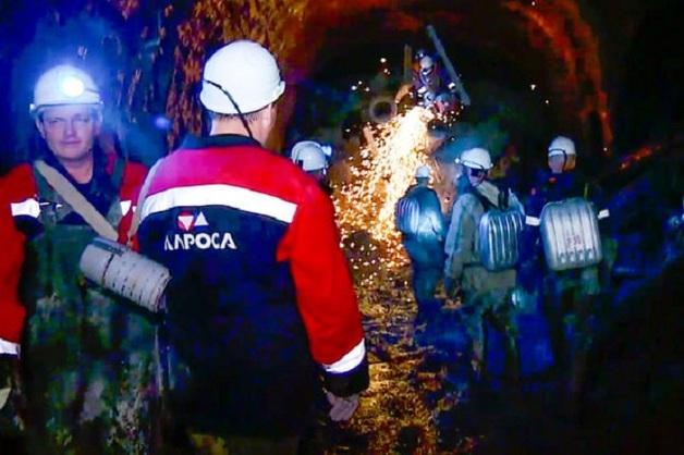 На восстановление рудника «Мир» в Якутии потребуется не менее пяти лет