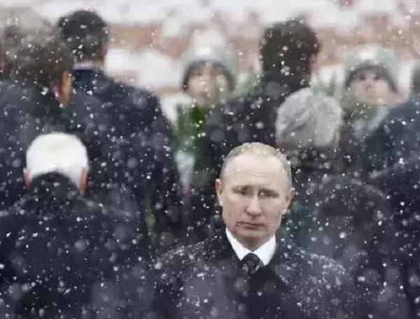 «Часы Путина тикают громче, чем когда бы то ни было»