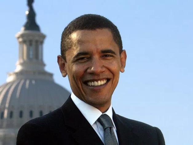 Фото Обамы, которая могла поломать жизнь будущему президенту США