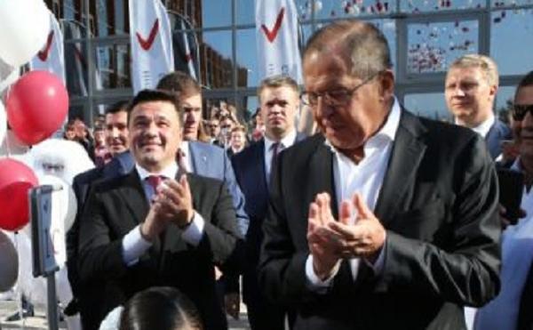 Приватный Хогвартс губернатора Воробьева