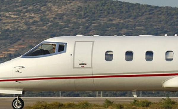 В Латвии могут скрывать реактивный самолет беглого российского банкира Алякина