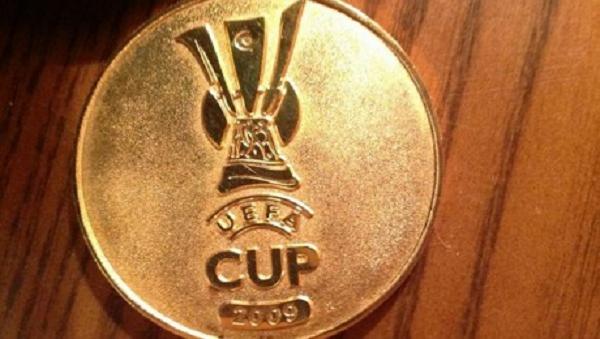 Медаль «Шахтера» за победу в Кубке УЕФА продается на OLX. 260 тысяч гривен