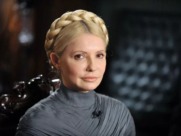 Тимошенко полетела к Трампу на завтрак