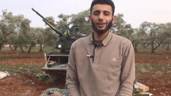 """""""Это я сбил"""": сириец показал видео крушения Су-25 ВКС России"""