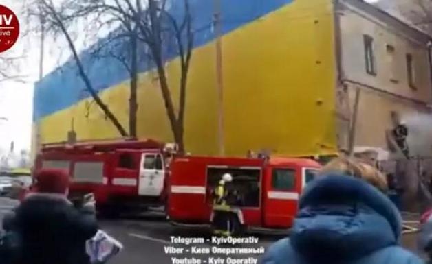 Депутат Киевсовета обвинила зятя Черновецкого в поджогах исторических зданий Киева