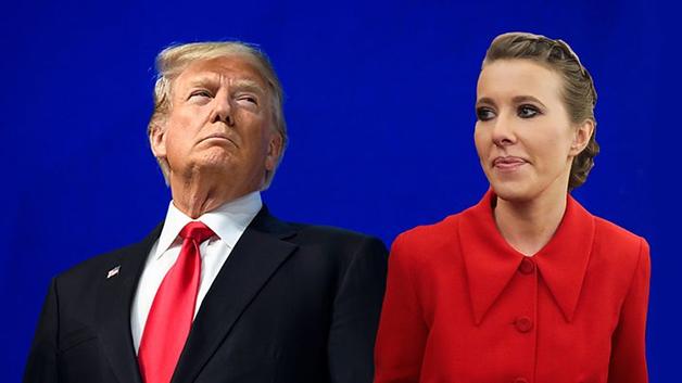 Собчак назвала молитвенный завтрак с Трампом бессмысленным мероприятием