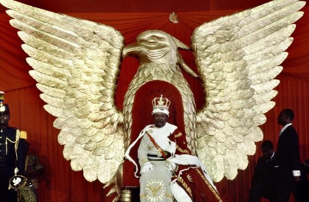 Император-людоед Бокасса