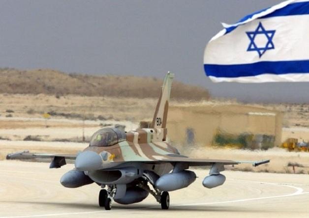 Израиль ударил по Сирии: подбиты несколько самолетов