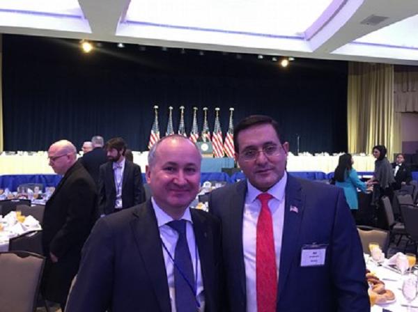 Василий Грицак и Али Реза Резазаде. Или как развести Председателя?