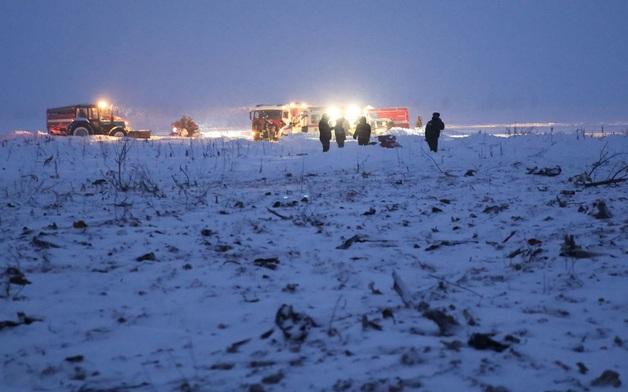 Авиакатастрофа Ан-148 в Подмосковье: названы возможные версии