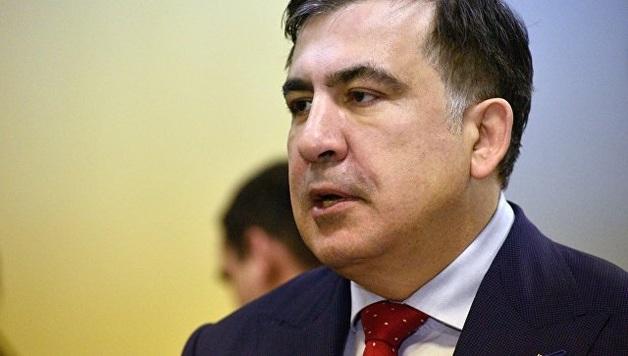 Саакашвили задержали в киевском ресторане, заявил его соратник