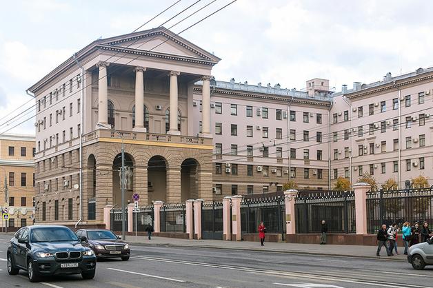 Тыловиков с Петровки, 38 обвинили в получении взятки в 12 млн рублей