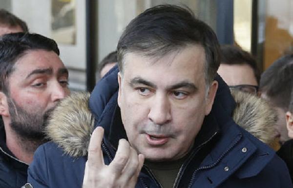 Саакашвили заявил, что не будет просить в Польше политического убежища