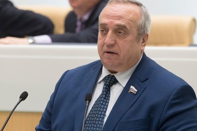 Сенатор Клинцевич поплатился за разговорчивость