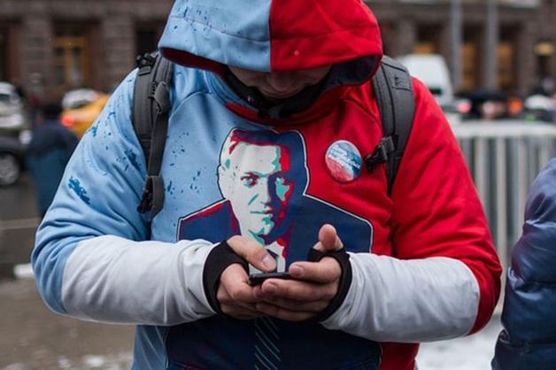 Навальный подал в суд на Роскомнадзор