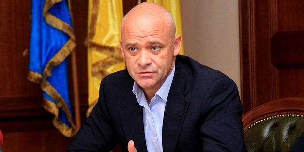 Мэр Одессы Труханов задержан