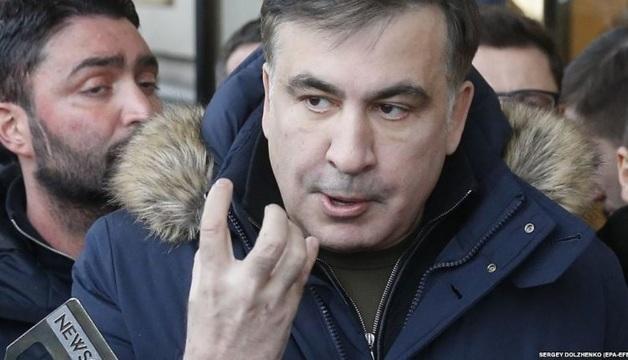 Саакашвили заявил о создании украинского «списка Магнитского»