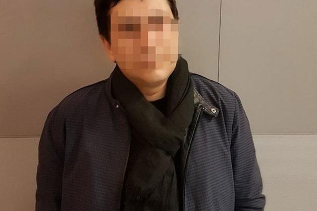 В Киеве задержали Папуну Кутаисского