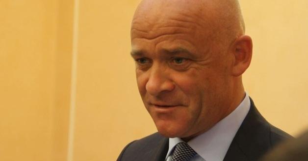 Действующего мэра Одессы Геннадия Труханова увезли в изолятор временного содержания