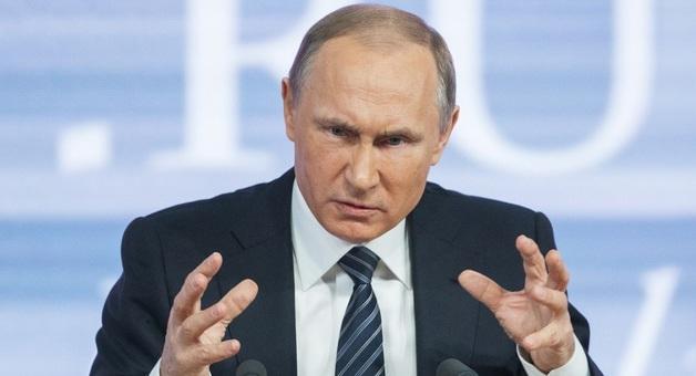 Под маской «Вагнера» прячется Путин