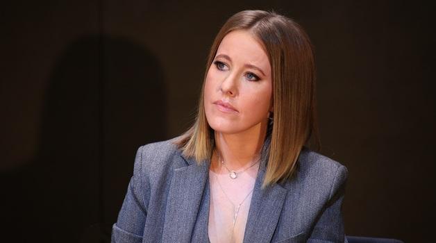 Ксения Собчак назвала спонсоров своей предвыборной кампании