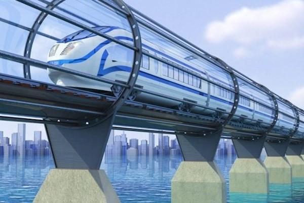 Мининфраструктуры анонсировало Hyperloop Маска в Украине