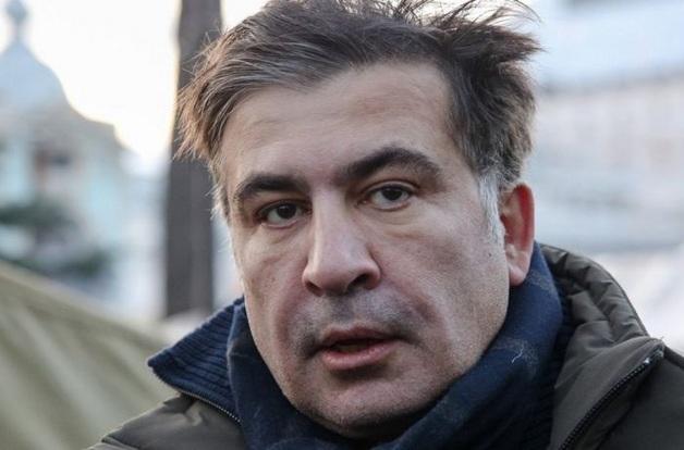 Саакашвили хочет опять взять штурмом границу Украины