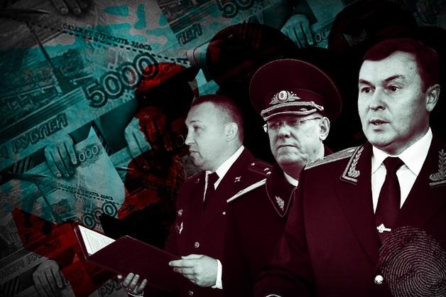 Коррупционные традиции пензенских силовиков