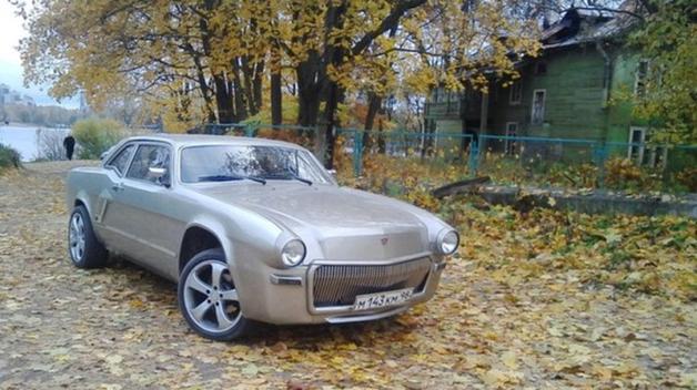 «Волга» с двигателем от Chrysler: проект, на котором можно обогатиться