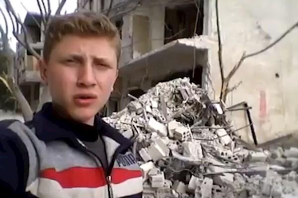 """""""Мои друзья мертвы"""": подросток показал, что наделал Путин в Сирии"""
