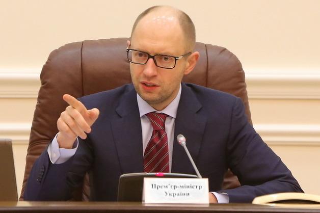 Яценюк каже, що наразі підвищень зарплат і пенсій не буде